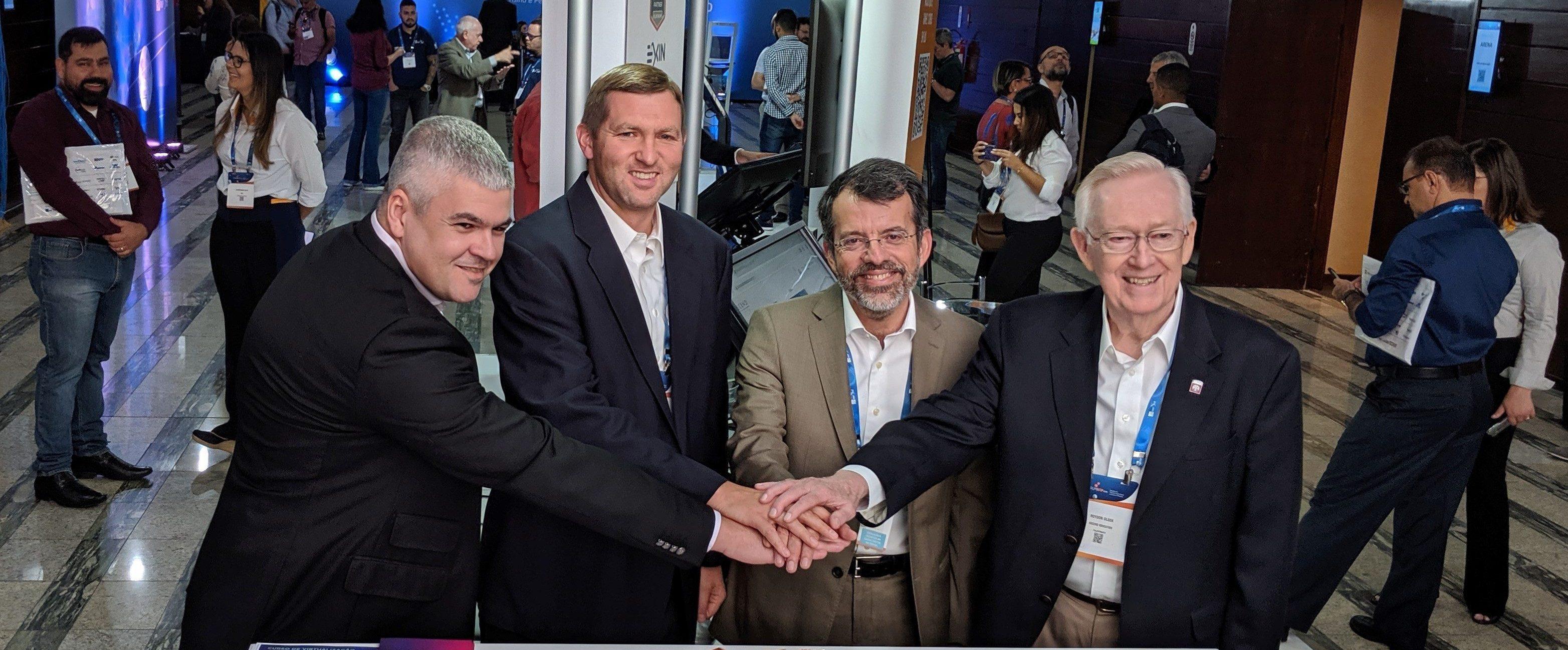 brazil it giant RNP partnership | Ascend Education